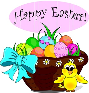 Happy Easter Clip Art Photos