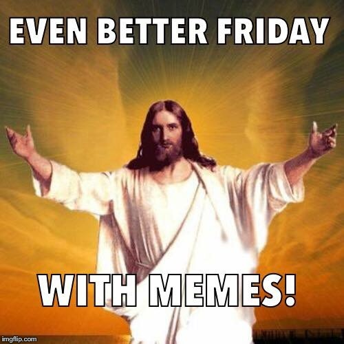 Easter Good Friday meme