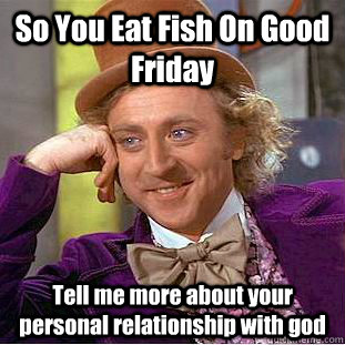 Funny Good Friday Pics