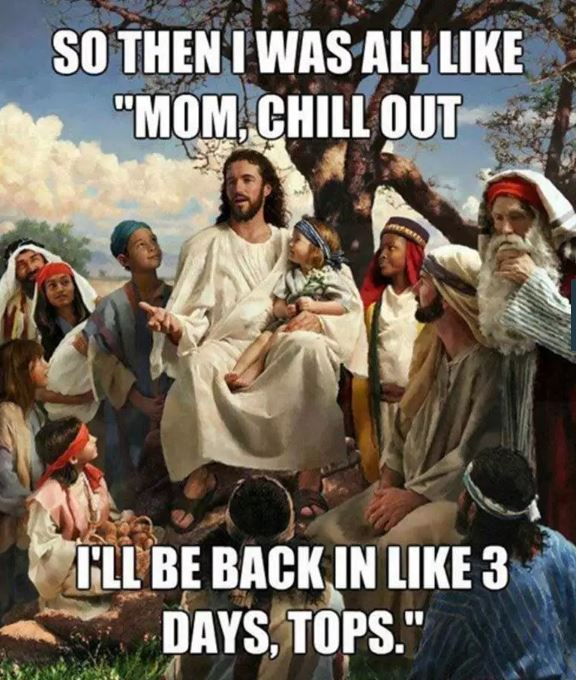 Good Friday Jesus Meme