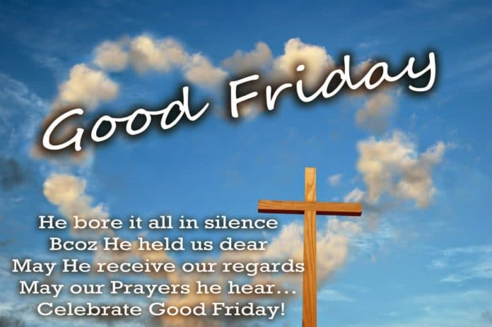 Happy Good Friday Sayings