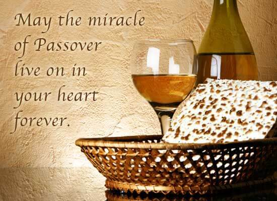 Happy Passover Messages