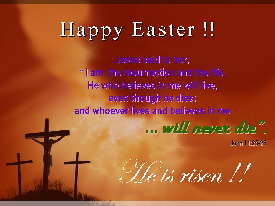 Religious Easter Quotes and Pictures